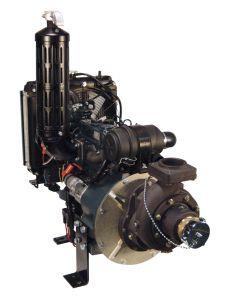 2-1/2AGE 24K Portable Pump