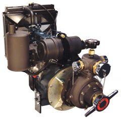 2-1/2AGE 39K Portable Pump
