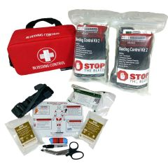 Public Access Bleeding Control Kit
