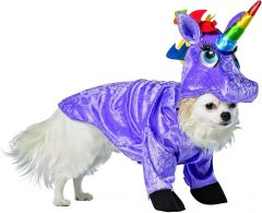 Sparkly Fun Time Unicorn Dog Costume for Dogs