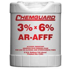 3% x 6% AR-AFFF Foam Concentrate
