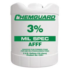 3% Military Spec AFFF Foam Concentrate