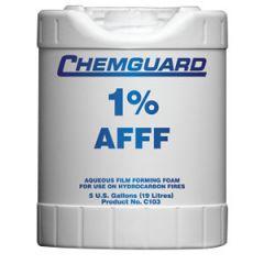 1% AFFF Foam Concentrate
