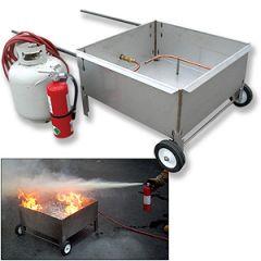 AWESOME Passfire™ Burn Pan Training Unit