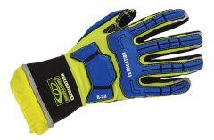 Hybrid Extrication Hi-Vis Gloves