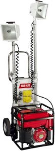 EB3000 Generator and Accessories