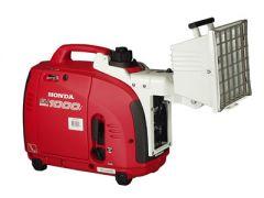 EU1000 Honda Generator w/ 500W quartz Lamp head kit