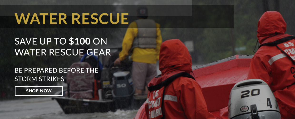 Water Rescue Sale Banner